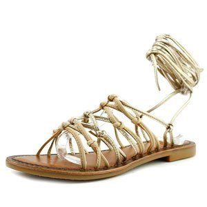 NEW Vince Camuto 'hailey' strappy wrap up sandal